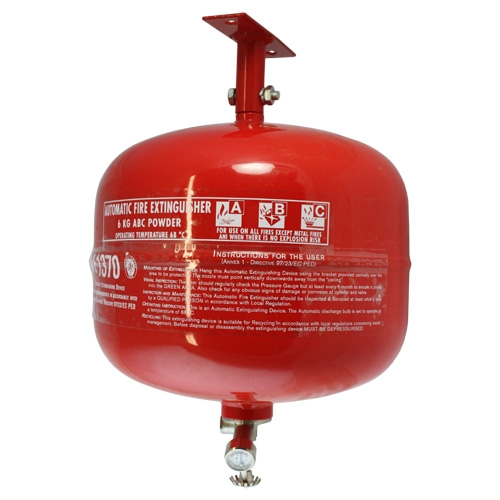 Automatic Powder Extinguisher