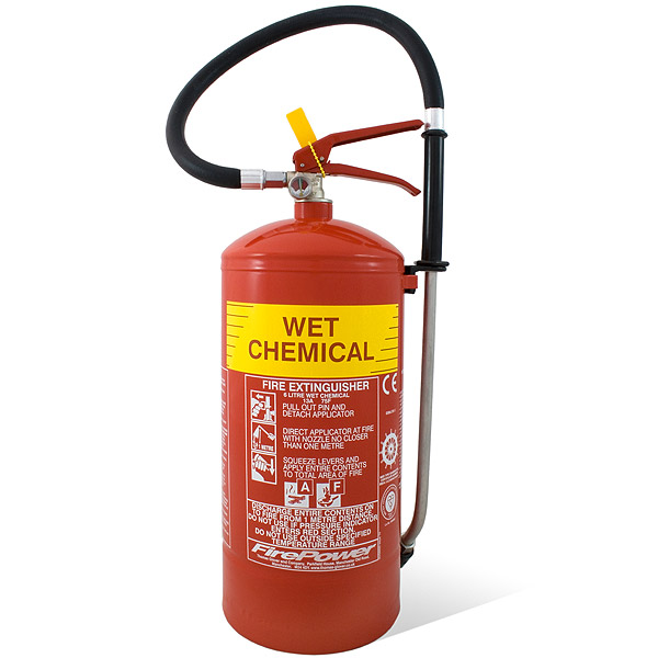 Wet Chemical fire extinguishers treaty ABC Fire Extinguisher Label at bayanpartner.co